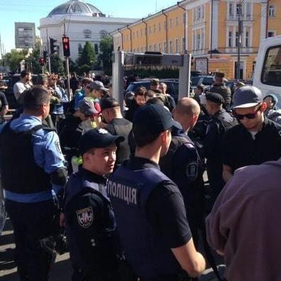 Під час проведення Маршу рівності поліція затримала понад півсотні людей