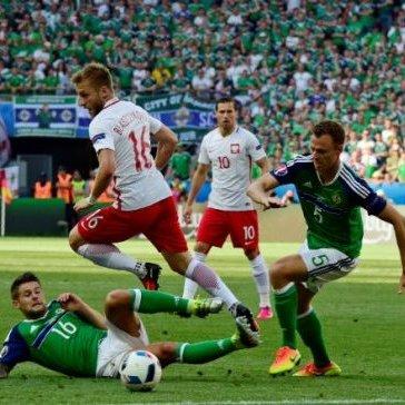 Північна Ірландія програла Польщі