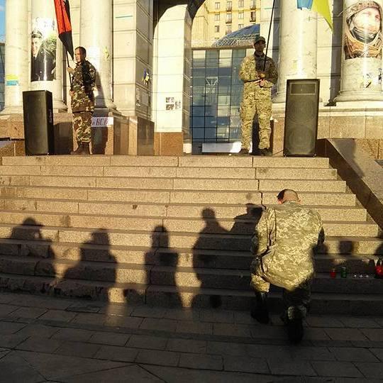 У «Правому секторі» заявили про 6 загиблих бійців