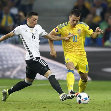 Коноплянка пояснив, чому збірна України програла Німеччині