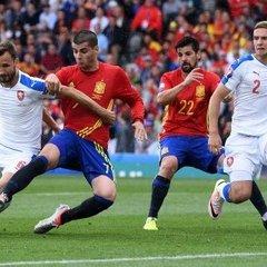 Іспанія вирвала перемогу у Чехії на останніх хвилинах матчу