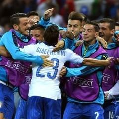 Збірна Італії виборола перемогу у видовищному матчі з Бельгією