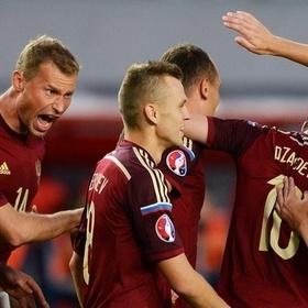 УЄФА умовно дискваліфікував збірну Росії через фанатів
