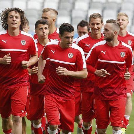 Анонс матчу Австрія - Угорщина