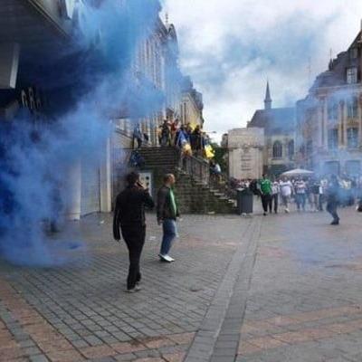 Стало відомо, хто побив українських фанатів у Франції
