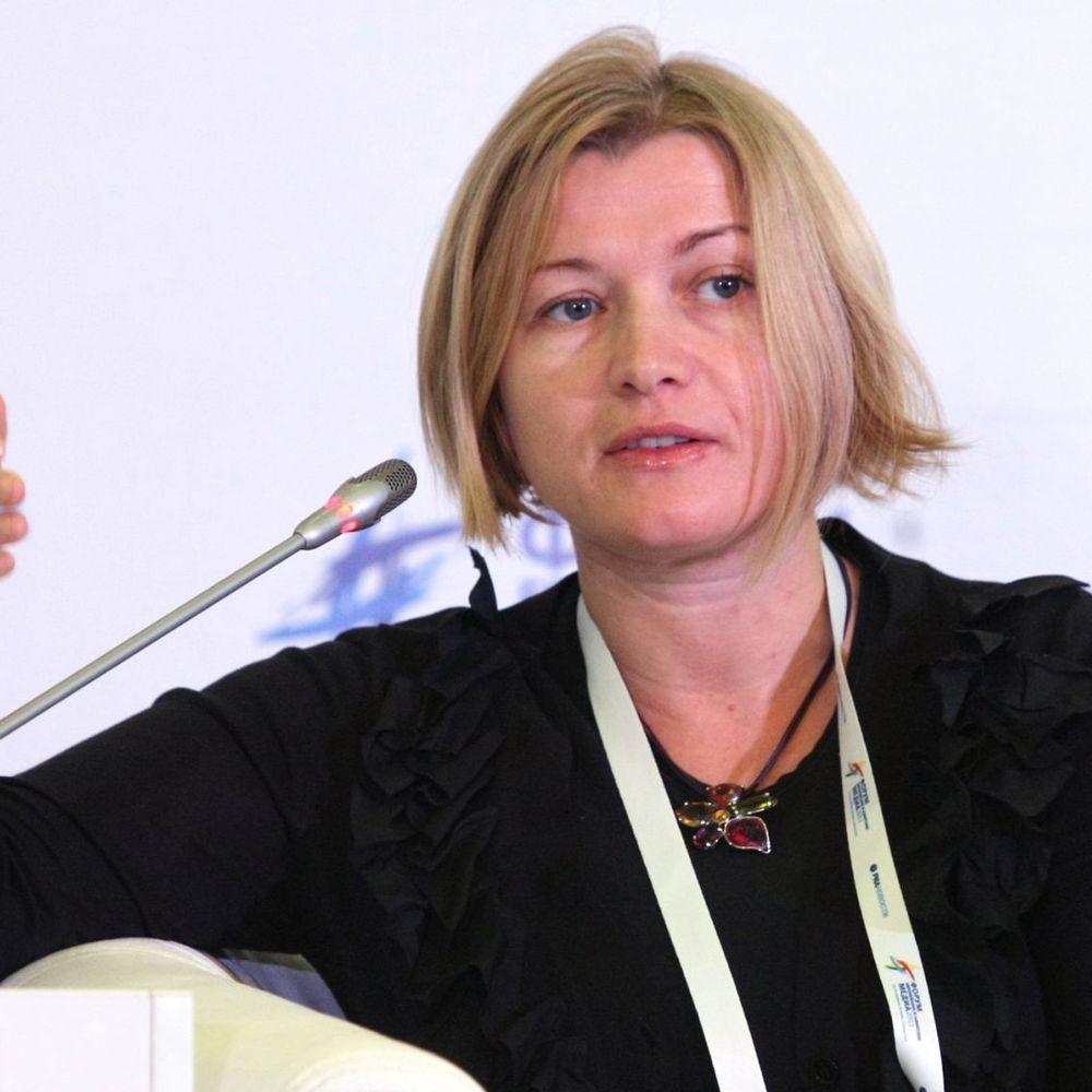 Геращенко розповіла подробиці переговорів із терористами щодо звільнення бійців