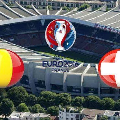 Анонс матчу Румунія - Швейцарія