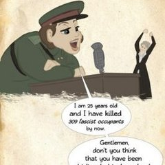 Комікс про українку-снайпера набирає популярності в США