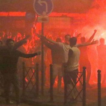 «Ми всі ненавидімо Росію!» - скандували англійські вболівальники в Ліллі