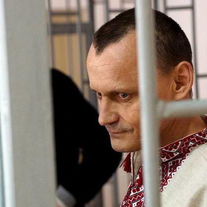 У мін'юсті відправили Росії документи для визволення Карпюка
