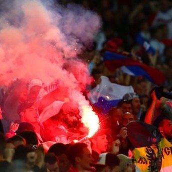 Російських вболівальників посадили у в'язницю