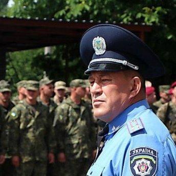 Деканоїдзе зі скандалом звільнила начальника поліції Миколаївської області