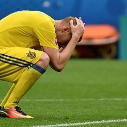 Антирекорд: Збірна України першою залишає Євро-2016