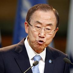 Україна вимагає засудити слова Пан Гі Муна