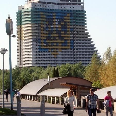 У Дніпрі пропонують розібрати готель «Парус»