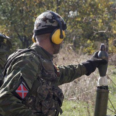 На Маріупольському напрямку сепаратисти обстріляли сили АТО з танків