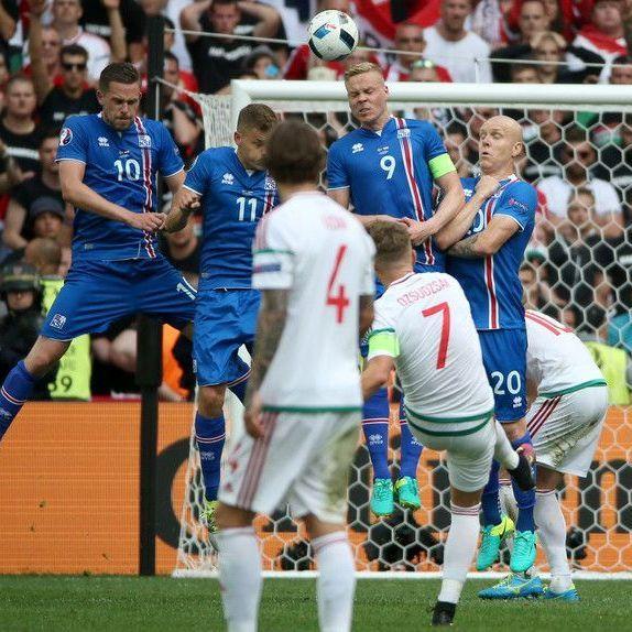 Ісландія та Угорщина зіграли внічию