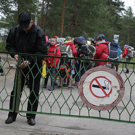 У справі про загибель дітей на озері у Росії затримано трьох осіб