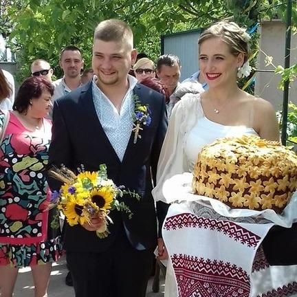 Дмитро Ярош видав доньку заміж (фото)