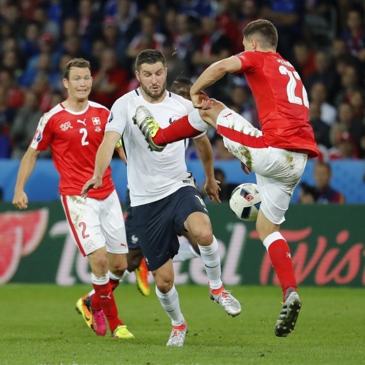 Євро-2016: Нічия з французами забезпечила Швейцарії вихід в плей-офф