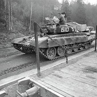 25 років тому Чехословаччину залишив останній ешелон радянських військовослужбовців