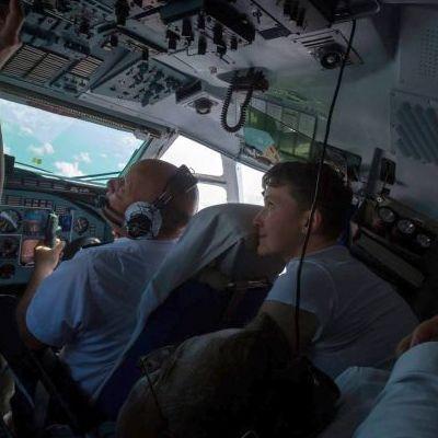 Савченко влаштувала скандал у літаку