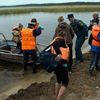 У МНС Росії проігнорували дзвінок хлопчика, який тонув в озері Карелії