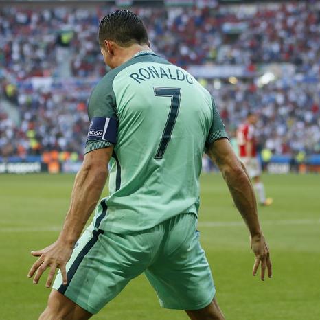 Євро-2016: Роналду врятував Португалію у матчі проти Угорщини