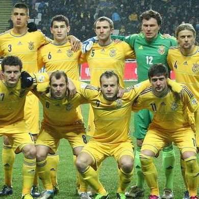 Україна отримає вісім млн євро за виліт з Євро-2016