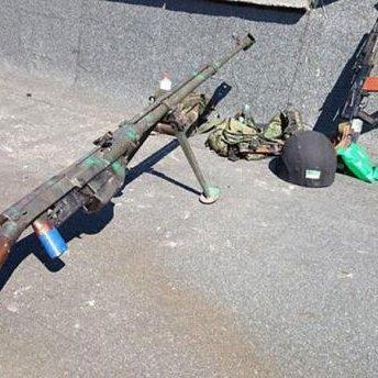 Український снайпер переміг у важкій дуелі з терористами
