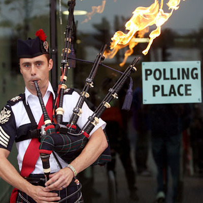 Шотландія хоче залишитись в Євросоюзі