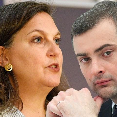 Нуланд і Сурков «детально і ретельно» обговорили мінські домовленості