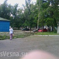 У Донецькій обласній травматологічній лікарні стався вибух (ВІДЕО)