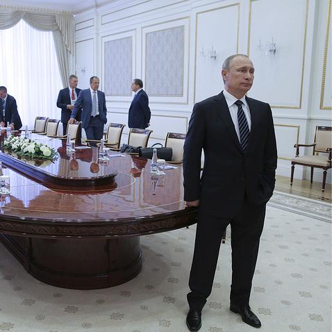 Путін натякнув, що у Кемерона «низький рівень політичної культури»