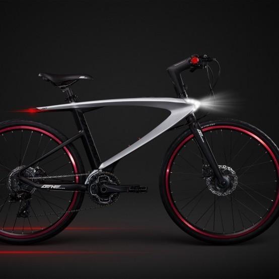 У Китаї створили складаний електричний велосипед (відео)