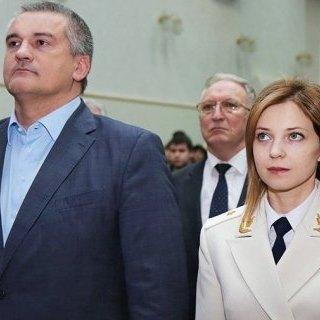 Аксьонов та Поклонська балотуватимуться до Держдуми від «Єдиної Росії»