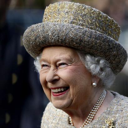 Королева Великобританії уїдливо пожартувала над поразкою своєї збірної і Brexit