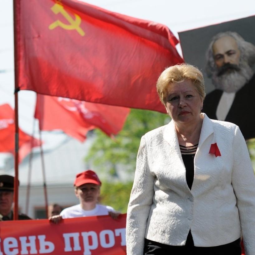 У Харкові затримали екс-депутатку від КПУ