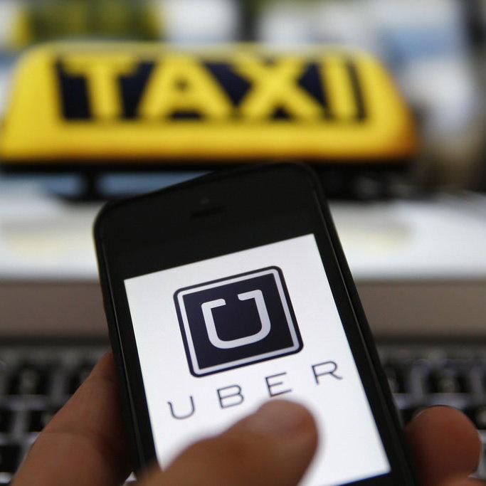 У четвер у Києві запустять сервіс таксі Uber