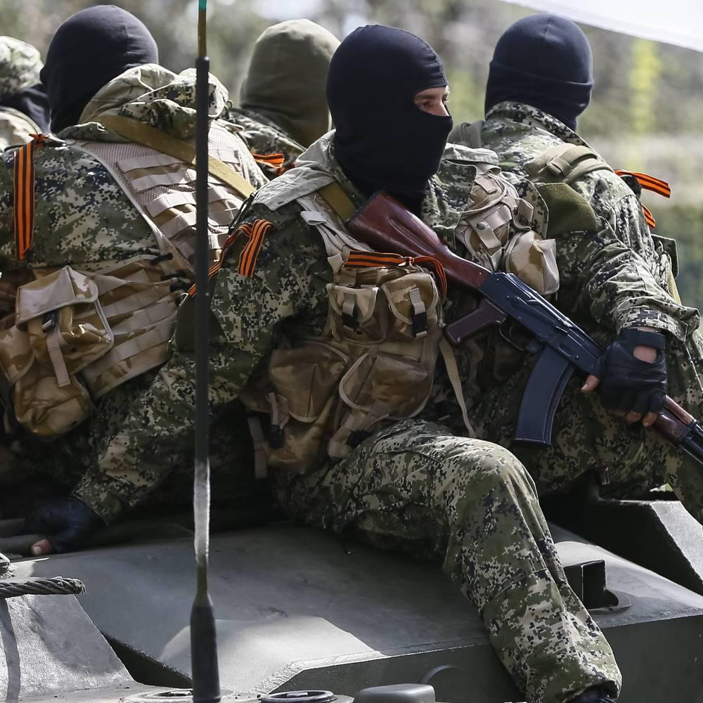 Українські військові знесли всіх танками, - терорист розповів про бої під Дебальцевим