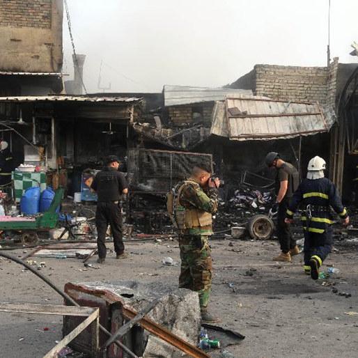 Багдад знову постраждав через теракти