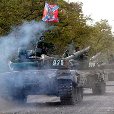 Воїни АТО підбили 3 танки бойовиків, - волонтер