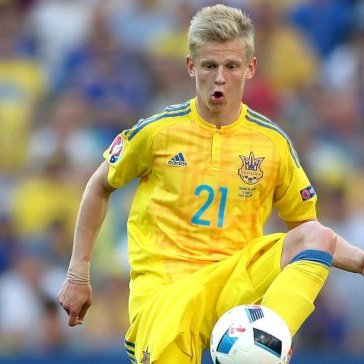 Манчестер Сіті підписав контракт з українським гравцем