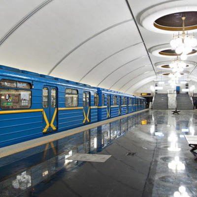 У Києві затримали «жартівника», який після чарки любив «мінувати» станції метро (ФОТО)