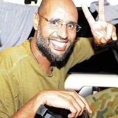 Син Каддафі уникнув страти і вийшов на свободу
