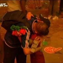 Дуже зворушливо. Маленький португалець втішає француза після поразки «синіх» на Євро-2016 (відео)