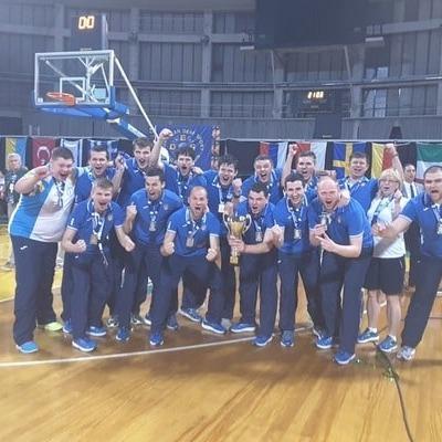 Паралімпійська збірна України з баскетболу стала віце-чемпіоном Європи