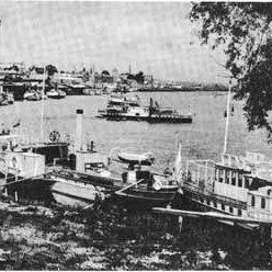 119 років тому був заснований Київський річковий порт