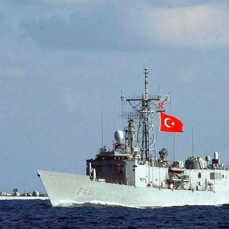 Після  путчу турецький флот недорахувався 14 кораблів, командувач ВМФ зник