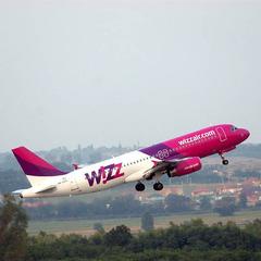 Wizz Air відкриває два нових рейси з Києва